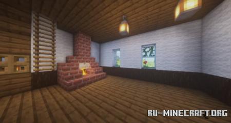 Скачать Farmhouse by baph для Minecraft