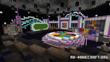 Скачать Wheel of Fortune для Minecraft PE