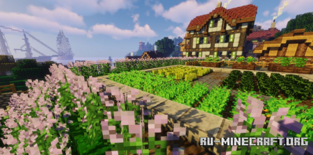 Скачать New Germani [32x] для Minecraft 1.15