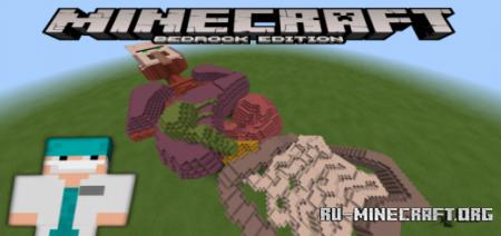 Скачать Dr. Melton's Office (Adventure) для Minecraft PE
