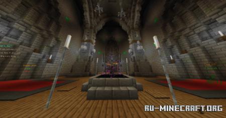 Скачать Dungeons by YouKnowWhen для Minecraft