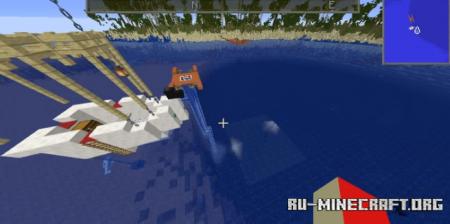 Скачать Blue Hole Island для Minecraft