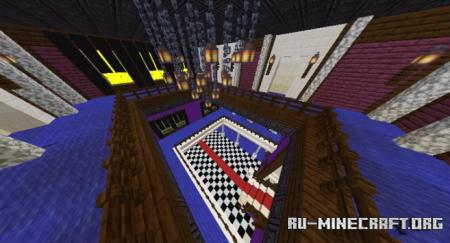 Скачать JoJo's EoH Map PvP для Minecraft