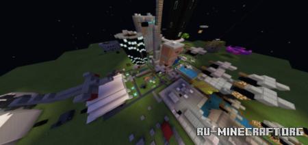 Скачать Sword Battle Wars для Minecraft PE