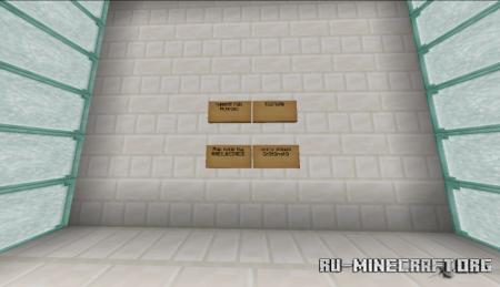 Скачать Small Parkour Map для Minecraft PE