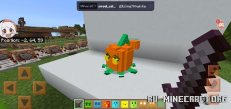 Скачать Plants vs Zombies Map v6 by LiL Craft YT для Minecraft PE