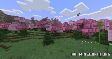 Скачать Bioplentia для Minecraft PE 1.16