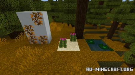 Скачать Autumn Pack by RPS Studio для Minecraft PE 1.16