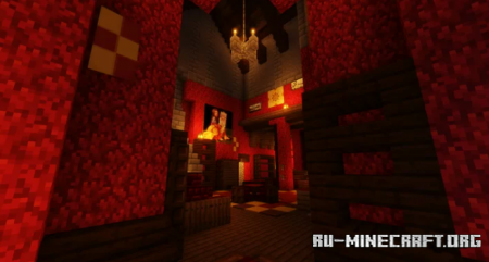 Скачать Hogwarts Castle by Gabbel для Minecraft