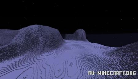 Скачать Snowy Mountains для Minecraft