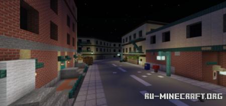 Скачать Resident Evil 3 Nemesis для Minecraft PE