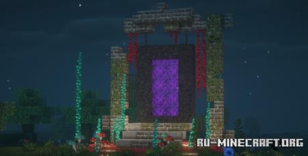 Скачать Wanderlust [32x] для Minecraft 1.16