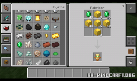 Скачать Crafting of Egg Generator and Items для Minecraft PE 1.16
