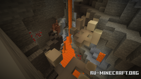 Скачать The Underworld by MARTINWINOU для Minecraft