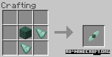 Скачать JW's Boomerangs для Minecraft PE 1.16