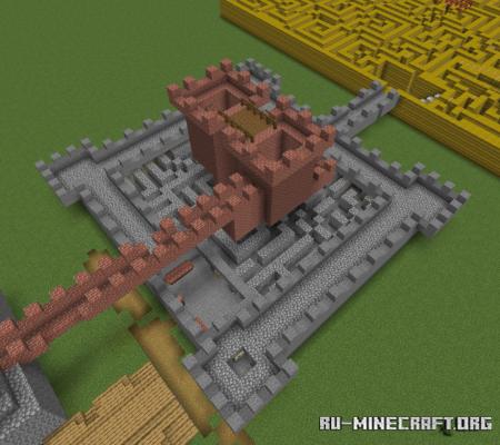 Скачать Autumn Maze Adventure для Minecraft
