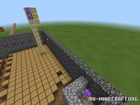 Скачать Layers (PvP) для Minecraft PE