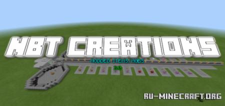 Скачать NBT Creations 2.0 для Minecraft PE