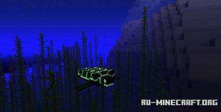 Скачать Luminous Mobs для Minecraft 1.16