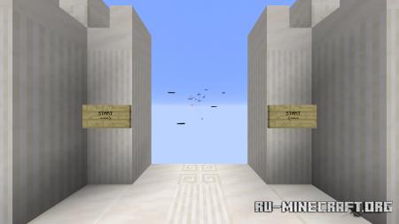 Скачать Everything Parkour 2: Item Jump для Minecraft