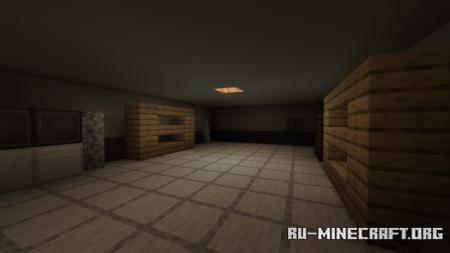 Скачать It Lurks (Chapter 1 & 2) (Horror) для Minecraft PE
