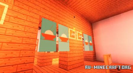 Скачать Himeji Castle для Minecraft