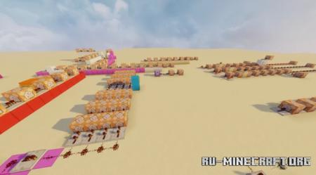 Скачать Missile Madness для Minecraft