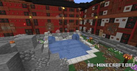 Скачать TBE Monastery для Minecraft