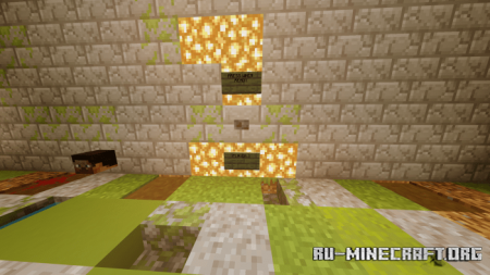 Скачать The PvP Hall для Minecraft PE