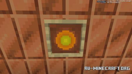 Скачать 1.17 Update Concept для Minecraft PE 1.16