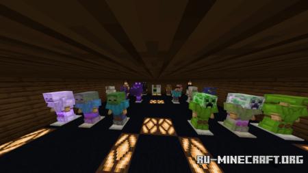 Скачать Halloween Fun Land для Minecraft PE