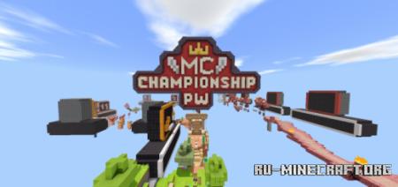 Скачать Parkour Warrior Fanmade для Minecraft PE