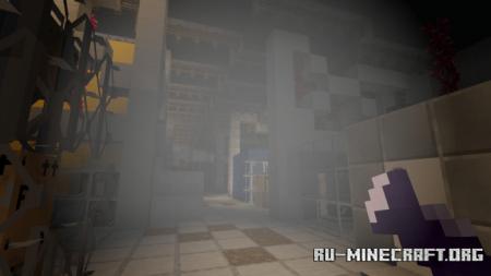 Скачать The Abandoned: Warehouse для Minecraft PE