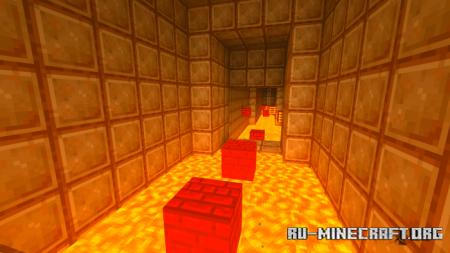 Скачать Cubical's Tower Of Parkour V2 для Minecraft PE