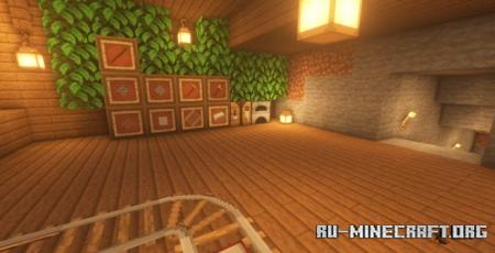 Скачать Survival World - Ultimate Survival Starter для Minecraft
