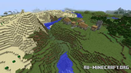 Скачать HardCoreLine 2 для Minecraft PE