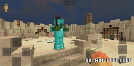 Скачать ArenaCrowners (Minigame) для Minecraft PE