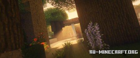 Скачать Wanderlust [32x] для Minecraft 1.15