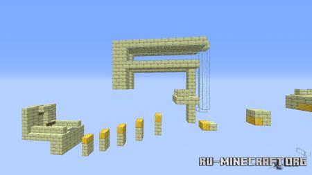 Скачать Parkour Gauntlet 2 для Minecraft
