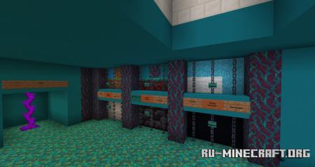 Скачать [Liontack's] One Block at a Time для Minecraft