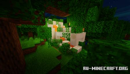 Скачать Last Ruins - Jungle для Minecraft PE 1.16