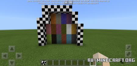 Скачать DecoBuild The Colored для Minecraft PE 1.16