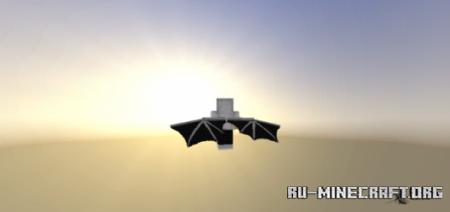 Скачать Dragon Wing для Minecraft PE 1.16