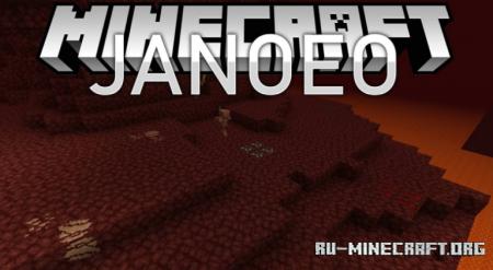 Скачать JANOEO для Minecraft 1.16.3