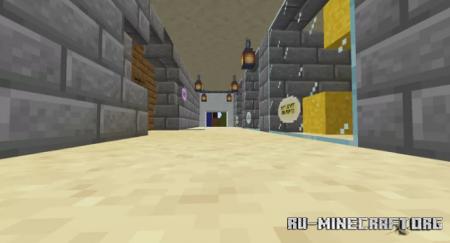 Скачать Hogwarts: The Wrath of Filch для Minecraft