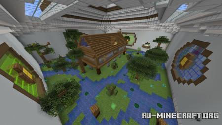 Скачать Biome Sprint для Minecraft