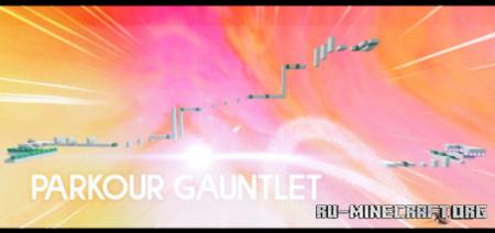 Скачать Parkour Gauntlet для Minecraft PE