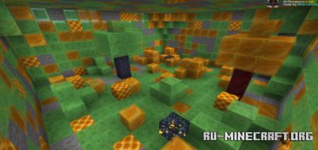 Скачать Mo'Dungeons для Minecraft PE 1.16