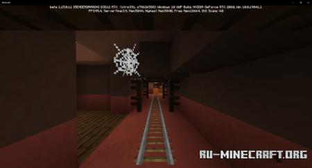 Скачать Vanilla Raytraced для Minecraft PE 1.16