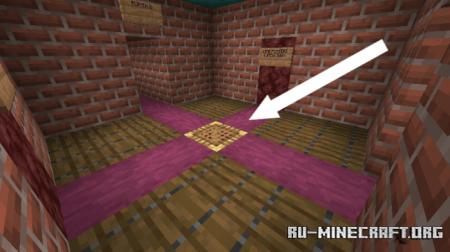 Скачать 4 Players Build Battle для Minecraft PE